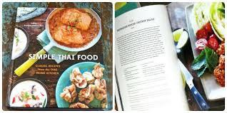 livre cours de cuisine livres de cuisine livre de recettes de cuisine thaalandaises livre
