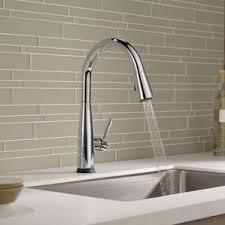 restaurant style kitchen faucets kitchen faucets wayfair