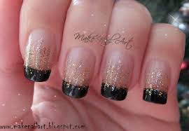 Nail Art Designs For New Years Eve Robin Moses Nail Art Happy New Year 2016 New Years Nails New