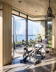 10 home gyms that will inspire you to sweat gym window and gym