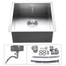Ebay Kitchen Sinks Stainless Steel by Wonderful Ebay Kitchen Sinks Stainless Steel In Design