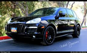 porsche cayenne blacked out sharing is caring so here are some photos