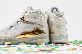 jordan ferrari black and yellow confetti and the larry o u0027brien trophy inspire the air jordan 8