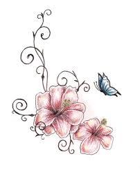 22 best hibiscus designs