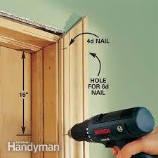 How To Install Interior Door Casing Decorating Installing Window Trim Interior Inspiring Photos