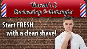 vincent u0027s barbershop shaves oakville 3 1077 youtube