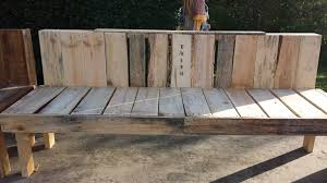 pallet faith bench for mission u2022 1001 pallets