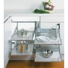 blind corner kitchen cabinet inserts kessebohmer 548 10 241