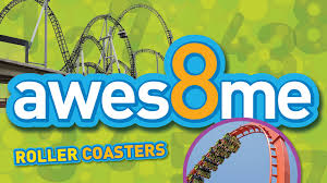 halloween coasters awesome 8 roller coasters