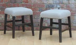bar stools backless leather counter stools half back bar stools