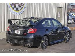 subaru impreza wrx 2018 2018 subaru impreza wrx sti for sale 2051536 hemmings motor news