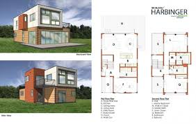 swish shipping container home plans container house plan book