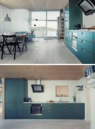 painted blue kitchen cabinets kitchen design kitchen cabinet colors for small kitchens cupboard