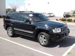2006 jeep grand cherokee custom 2006 black jeep grand cherokee limited 4x4 26437137 gtcarlot