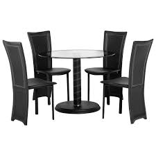 glass dining sets u2013 next day delivery glass dining sets from