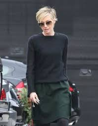 portias hair line ellen degeneres portia s new haircut is adorable ellen