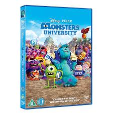 monsters university official uk disney