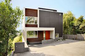 modern concrete home plans images on captivating contemporary