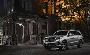 best large suv mercedes benz gls450 u2013 2017 10best trucks and suvs