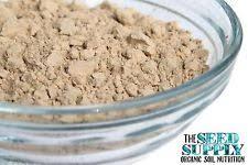 Rock Dust Gardening Azomite Fertilizer Soil Amendments Ebay