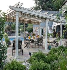 Outdoor Patio Covers Pergolas 175 Best Pergola Gazebos Roofs Covers Images On Pinterest