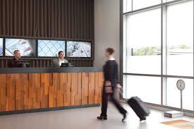 Rustic Reception Desk Home Design Boutique Hotel Reception Desk Midcentury Medium