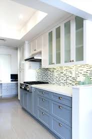 two tone painted kitchen cabinet u2013 sequimsewingcenter com
