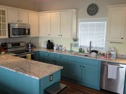 Annie Sloan Painted Kitchen Cabinets Image Of Chalk Paint Kitchen Cabinets Color For The Home