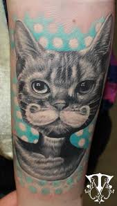the 25 best kitten tattoo ideas on pinterest cat tattoos cat