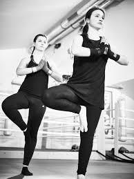 kurse backyard fitnessboxen u0026 thaiboxen