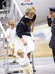 Princess Diana S Sons by Style Icon Princess Diana Sparkles And Shoes