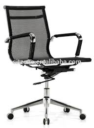 ch 021a1 1 high back wire mesh shunde office chair with chrome armrests