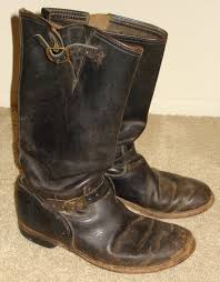 engineer motorcycle boots nostalgia on wheels 1940 u0027s 50 u0027s redband motorcycle engineer boots