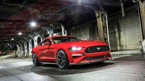 mustang gt2 2018 ford mustang gt gets level 2 performance pack autoblog