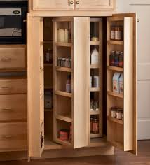 How To Design A Kitchen Pantry Free Standing Kitchen Pantry Kitchen Designs