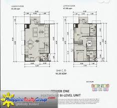 30 Sqm Kasara Urban Resort Residences Pasig Metro Manila Philippine