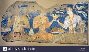 sogdia pre islamic central asia mural feasting ones pre islamic central asia mural feasting ones