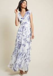 dress pic exquisite epilogue maxi dress in etched blossoms modcloth
