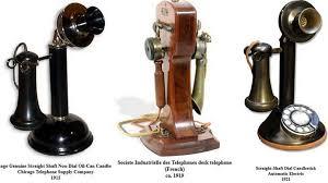 Desk Telephones Pictures Of Phones Through The Years Scienceabc