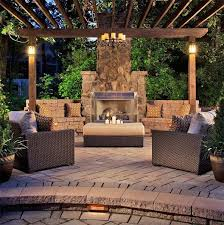 Outdoor Cinder Block Fireplace Plans - backyard fireplace designs with nifty outdoor fireplace backyard