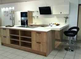 cuisine effet bois cuisine meuble bois cuisine sur mesure bois dacstructurace 33370