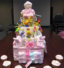 baby shower diaper cakes super cute diaper cake