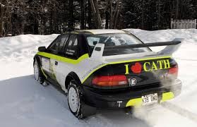 subaru rally car 1999 subaru rs sti light open rally car à vendre in sherbrooke