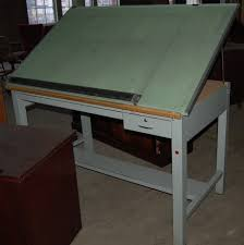 Drafting Table Adjustable Height Furniture Mayline Drafting Table Drafting Table With Drawers