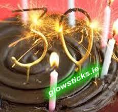 sparkler candles sparkler number candles ireland sparkler birthday age candles