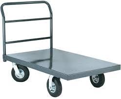 Hand Carts At Home Depot by Hand Trucks R Us Apache Platform Cart 800 Lb Capacity 1344