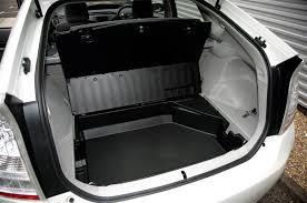 toyota prius luggage capacity toyota prius 2009 2015 review 2017 autocar
