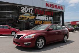 nissan altima 2013 colors used 2013 nissan altima in gatineau used inventory dormani