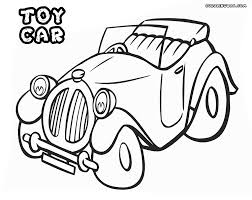 coloring toy car coloring pages
