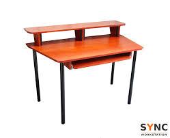 Studio Computer Desk by Sync Workstation Rt 2 Jpg